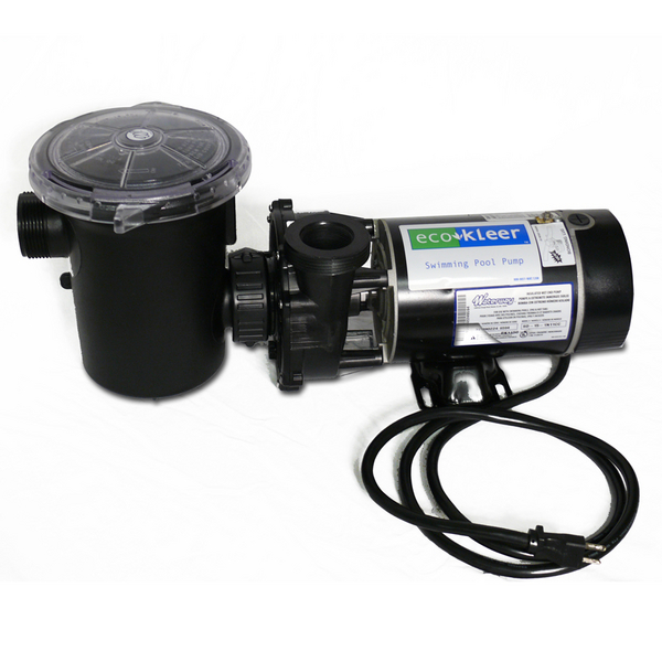 Waterway Eco Kleer Swimming 1 Hp Pool Pump Motor Pool