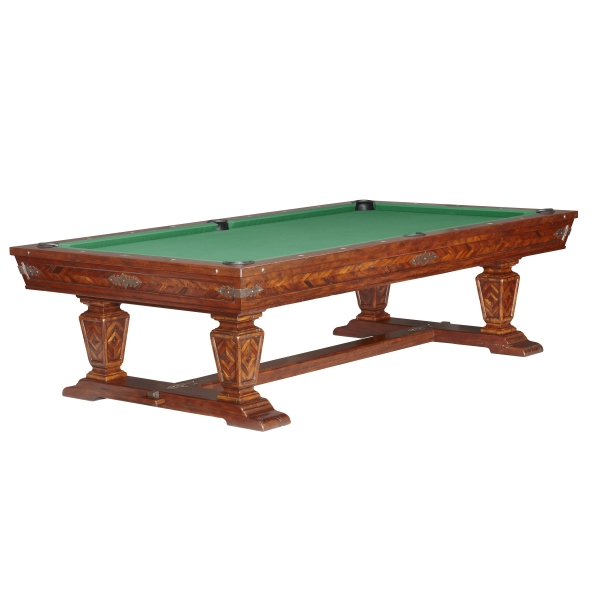 Newbury Pool Table By Brunswick Billiards