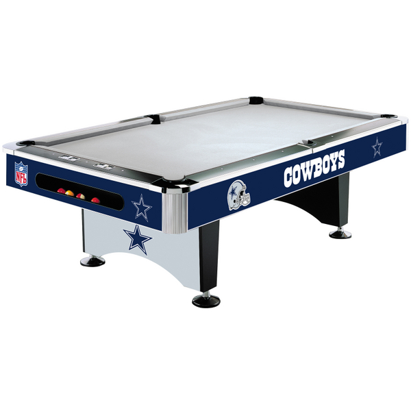 NFL Pool Tables Are For Fanatic Fans Only