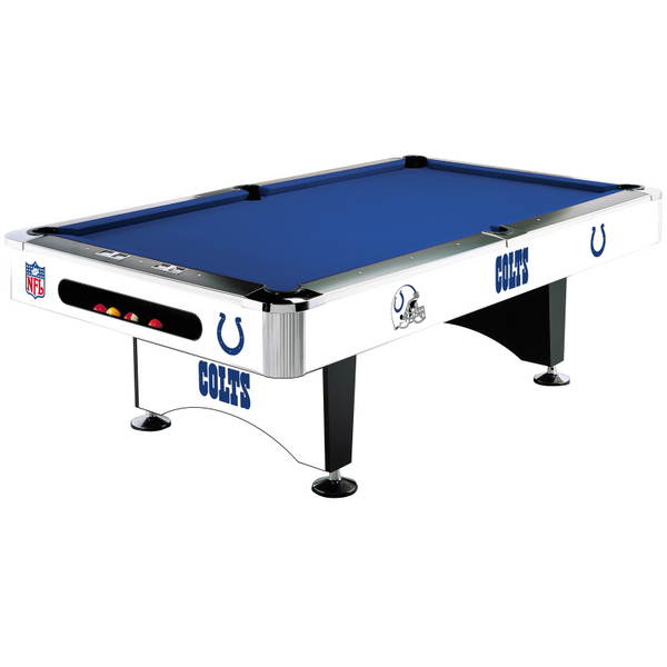 Indianapolis Colts Pool Table by Imperial Billiards