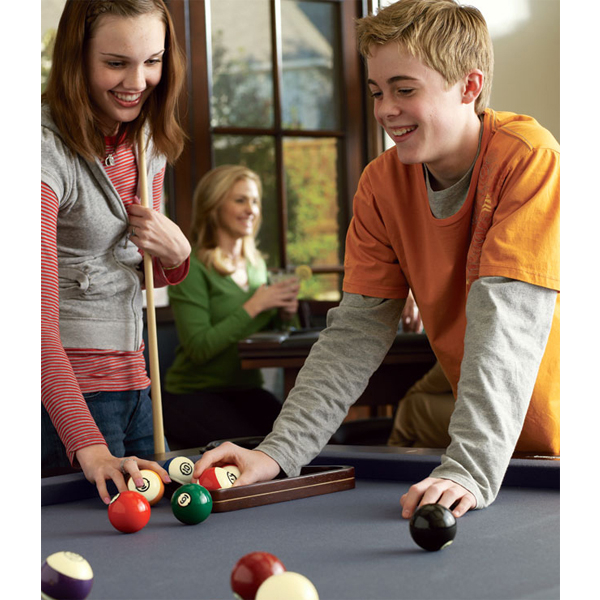 Become a Sure Shot with this billiard training ball from