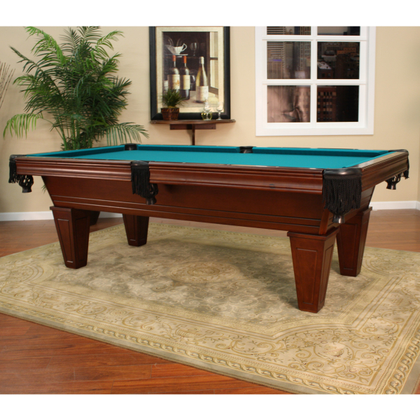 Everything you need to know to choose the perfect pool table.