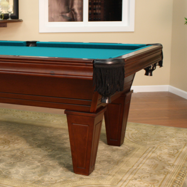 Excellent Brunswick Pool Table - 4 x 8 brunswick pool table
