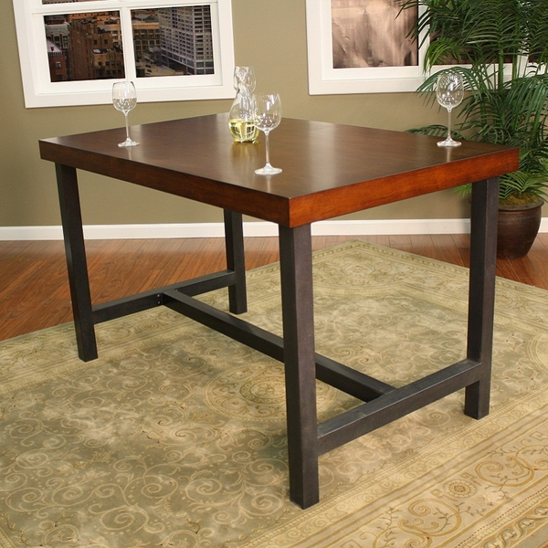 Pub tables kingston counter height dining set 4218 jpg