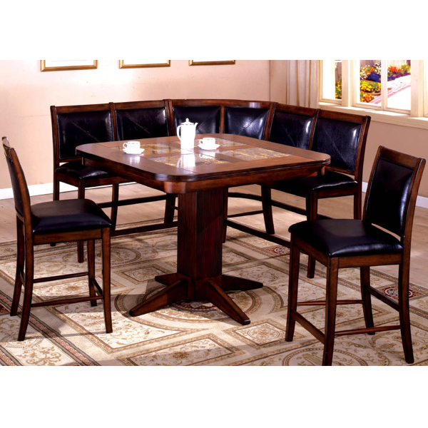 Counter Height Kitchen Table Sets. Lacey Square Counter Height