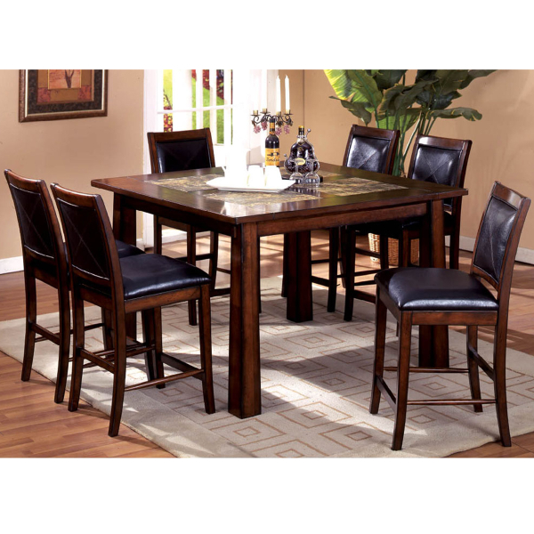 high top pub table dining room set