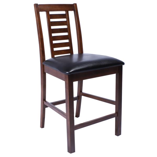 scottsdale wood pub table set with bar stools family leisure