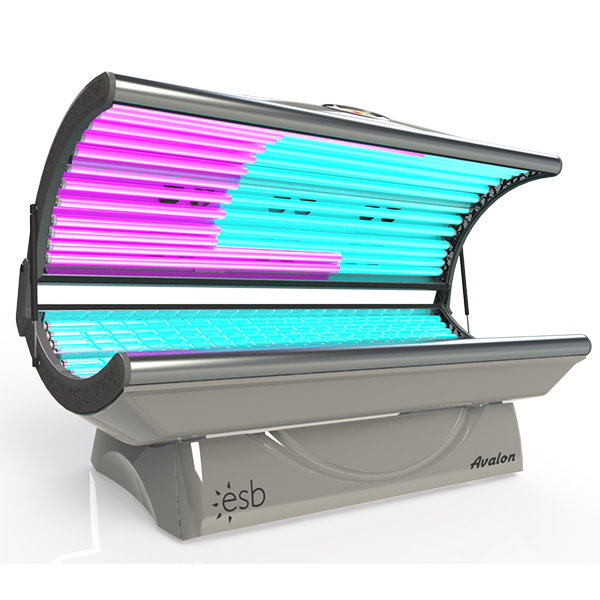 Avalon 28 Tanning Bed By Esb Family Leisure