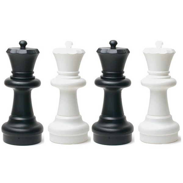 large chess pieces by kettler toys family leisure