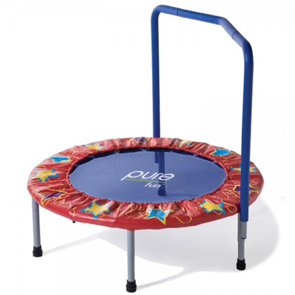 """36"""" Kids' Mini Trampoline by Pure Global 