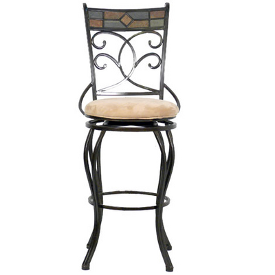 Free Shipping Bar Stools By Hillsdale Pompei Bar Stool