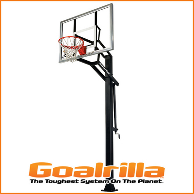 Goalrilla is the system that redefined outdoor basketball goals.