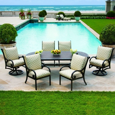 Georgetown deep seating by cast classics family leisure for Outdoor furniture quotes