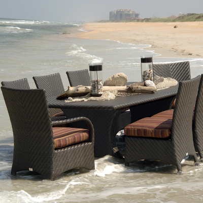 avignon dining collection by ebel outdoor furniture family leisure. Black Bedroom Furniture Sets. Home Design Ideas