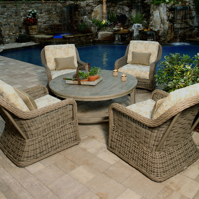 Bellevue Deep Seating Collection By Ebel Outdoor Furniture Family Leisure
