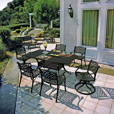 Columbia Dining Patio Dining Set by Gensun | Free Shipping! | Family