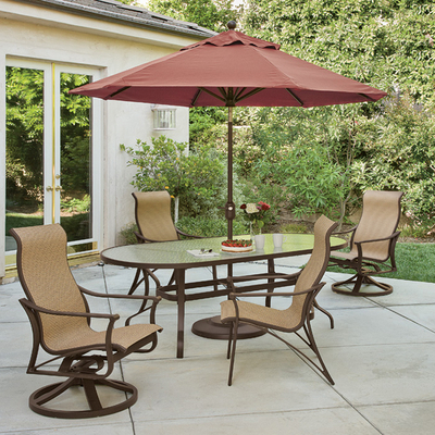 Tropitone Patio Furniture - Made to Last - Designed to Impress!