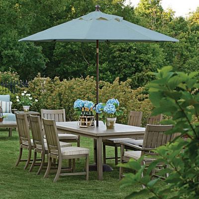 Croquet Dining Patio Set Collection By Summer Classics Family Leisure