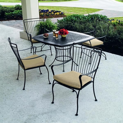 Outdoor Living Patio Furniture on Enjoy Your Outdoor Living Area With A New Easton Outdoor Patio Dining
