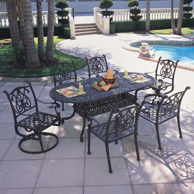 Outdoor Metal Patio Furniture on Simply The Best In Outdoor Cast Aluminum Patio Furniture