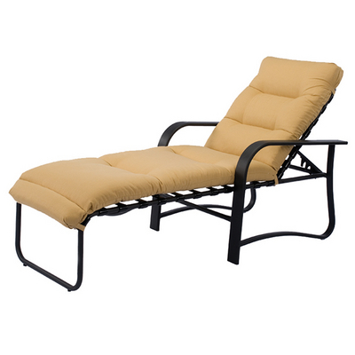Harbourage cushion chaise lounge by windward design group for Casual chaise lounge