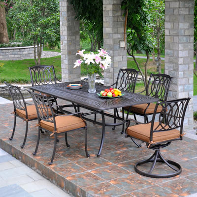 Classic, Timeless & Exceptional Patio Furniture Designed To Be Unforgettable