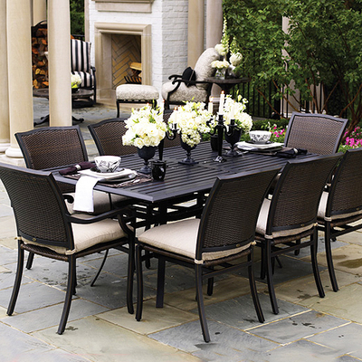 Simply the Best in Outdoor Patio Dining Furniture. Don't You Deserve it?