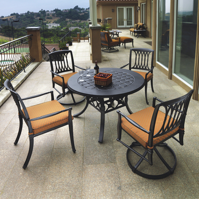 free shipping on regency dining patio dining set by gensun free
