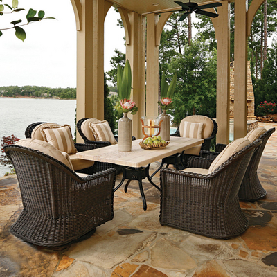 Relax in style and comort in the Sedona Collection by Summer Classics