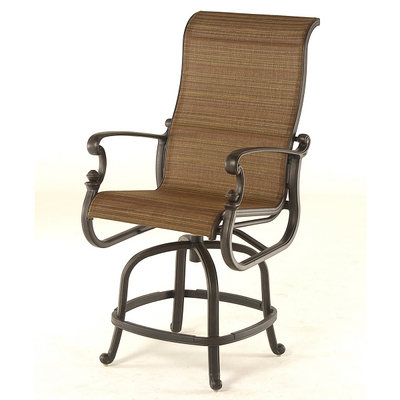 St Augustine Sling Outdoor Counter Stool