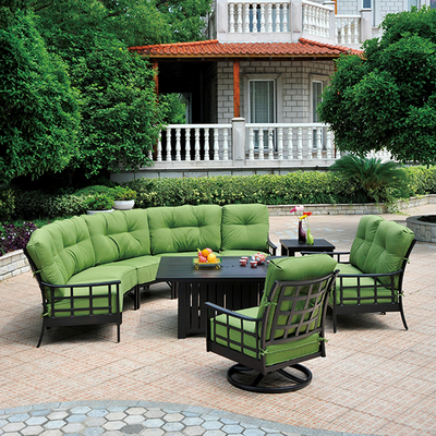 Hanamint Estate Deep Seating Sectional