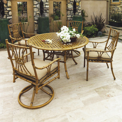 regency dining patio dining set by gensun free shipping family