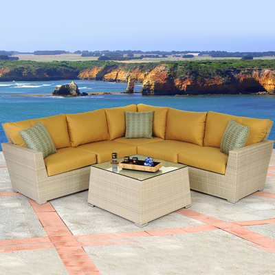 From All Weather Wicker To Cast Aluminum, Caluco Knows Outdoor Furniture.