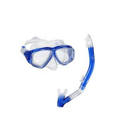 The Best Mask & Snorkel Set for The Ocean, Swimming Pool or Lake!