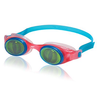 Versatile, Multi-Use Goggle with Fun Interchangeable Parts & Hologram Lenses!