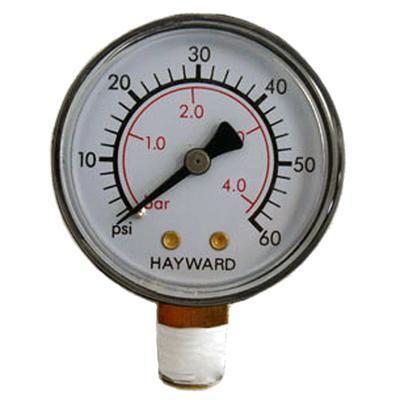 Easy to Install Hayward Pressure Gauge