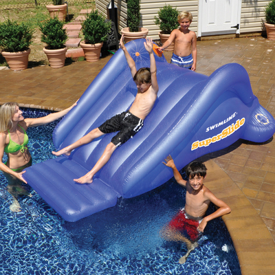 Superslide By Swimline Pool Supplies Family Leisure