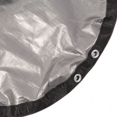 A Heavier & Stronger Winter Pool Cover For Your Above Ground Swimming Pool