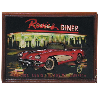 A Diner-Themed Game Room Decoration With Free Shipping Nationwide