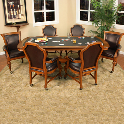 2 in 1 Poker  Game Tables at an Amazing Value - American Heritage