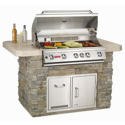 Grill Islands | Gas BBQ Grills and Accessories by Bull