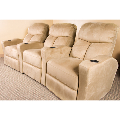 Silver Screen Takes Home Theatre Seating to a Whole New Level