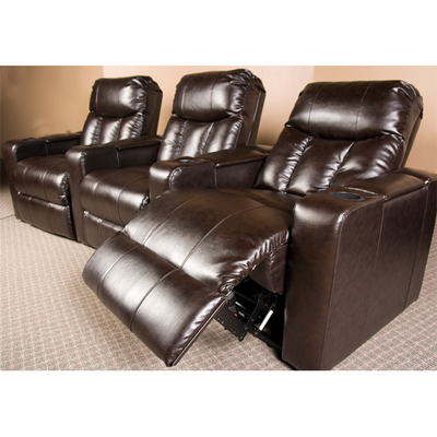 Silver Screen Takes Home Theater  Seating to a Whole New Level