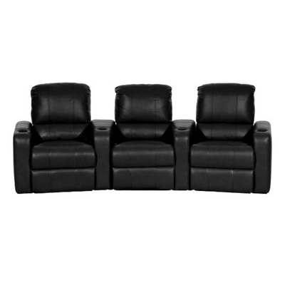 Relax in style with the San Diego Home Theater Seating