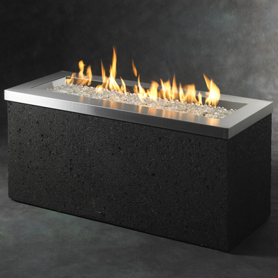 All Visitors Will Be Astounded By the Modern Appearance of This Gas Fire Pit