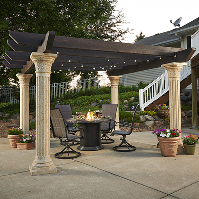 Nice Outdoor Rooms Jennings Grill