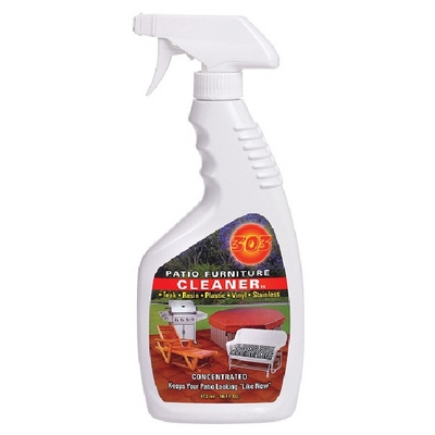 Powerful Patio Furniture Cleaner That's Safe, Non-Toxic & Bio-Degradable