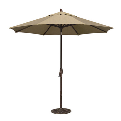 Garden Treasure Patio Furniture on Beat The Heat With An Umbrella From Treasure Garden