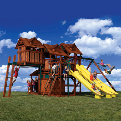 Play Gyms and Swing Sets