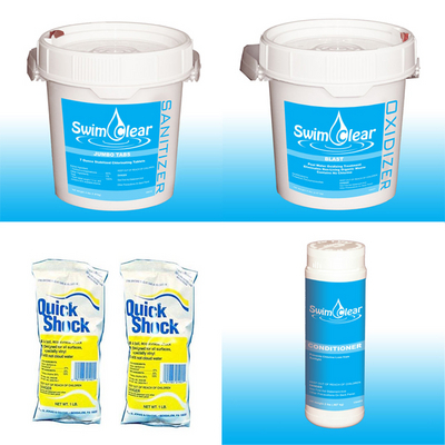 Free Shipping And Best Prices On Pool Start Up Kits Pool Supplies Family Leisure
